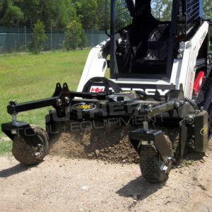 skid steer landscape rakes southern tool equipment co