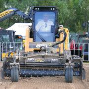 digga 1800mm skid steer power rake southern tool equipment co