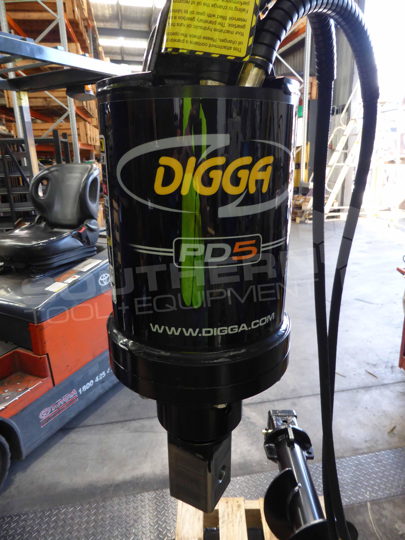 DIGGA PD5 Skid Steer Auger Drive Unit