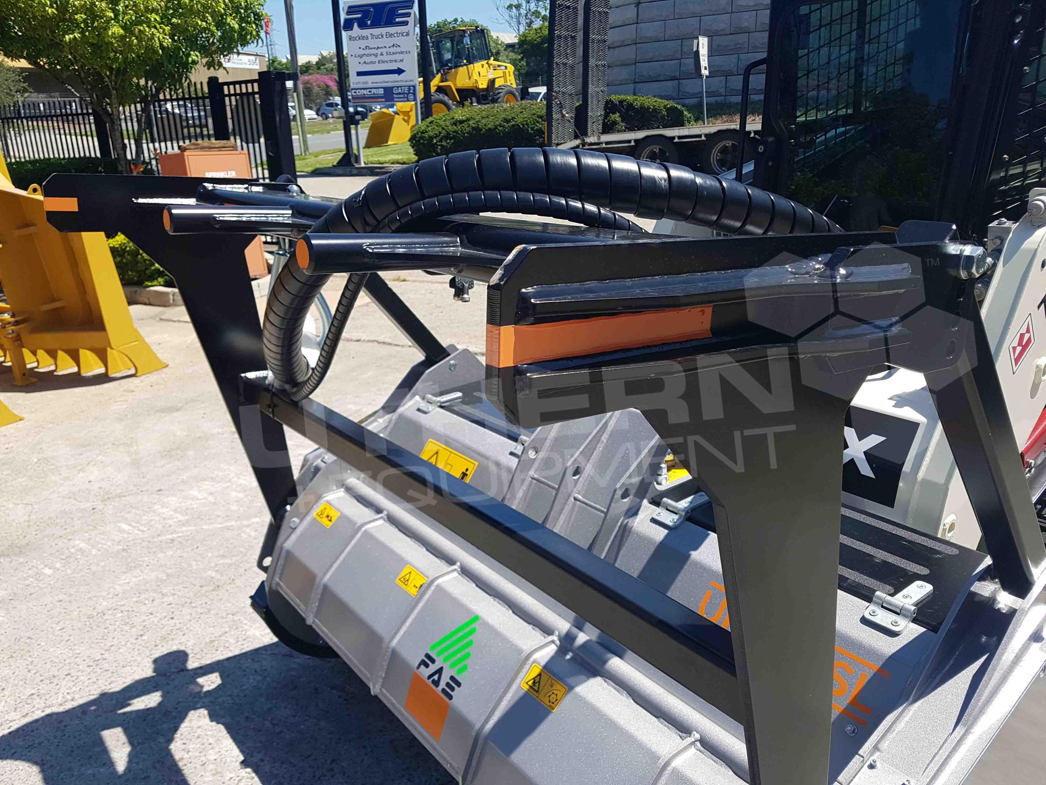 FAE UML SSL 150 VT Skid Steer Mulcher