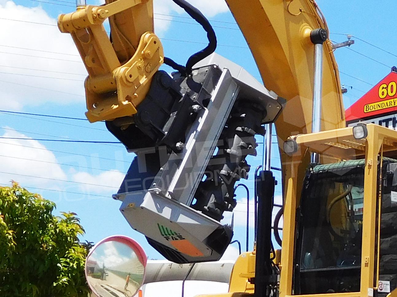 FAE UMM EX 150 VT Excavator Mulcher
