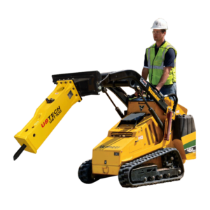 Mini Loader Rock Breakers