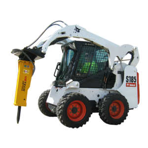 Skid Steer Rock Breakers